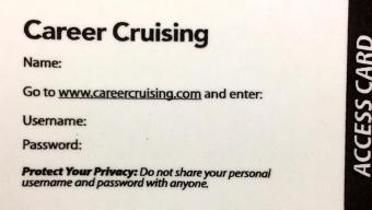 News: Freshmen start use of Career Cruising program at Rock Creek
