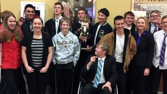 News: Debate students prepare for state tournament