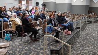 News:  Educators from Brazil visit Rock Creek in February