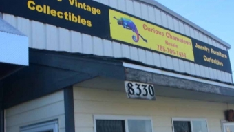 Features:  School secretary shares ownership of new antique business