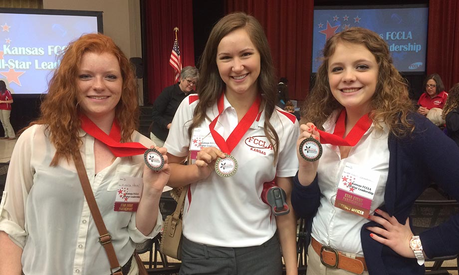News FCCLA Members Place At State Qualify For Nationals